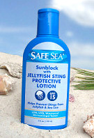 Safe Sea with SPF 15 sunscreen